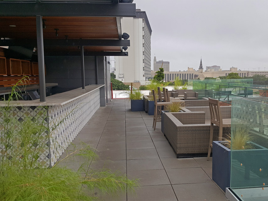 Silorestaurant Roof Top Bar