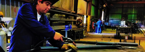 Fabrication and Erection Staffing
